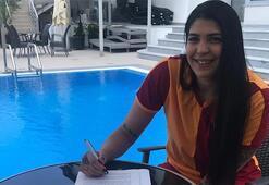 Galatasaray, Tilbe Şenyüreki kadrosuna kattı