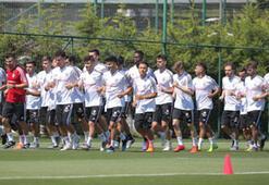 Beşiktaşta yeni sezon hazırlıkları