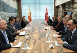 Cumhurbaşkanı Erdoğandan Bosna Hersekte önemli görüşmeler
