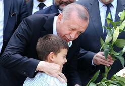 Cumhurbaşkanı Erdoğan, Srebrenitsa Soykırımı kurbanları anısına düzenlenen geçit törenine katıldı