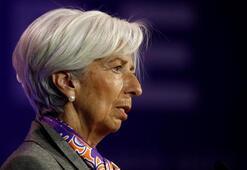 AB maliye bakanlarından Lagardea destek