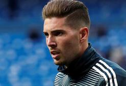 Zidaneın oğlu Luca Racing Santandere kiralandı