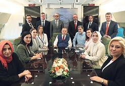 Cumhurbaşkanı Erdoğan: Dava arkadaşlığı terk edilmez