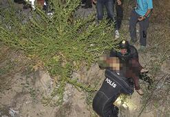 Kanalizasyon kuyusuna düşen çocuğun cesedi bulundu