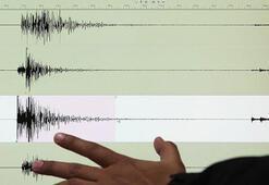 Son dakika... Akdenizde korkutan deprem Büyüklüğü...