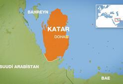 Son dakika... Katarda savaş uçakları çarpıştı