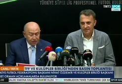 Nihat Özdemir: Türk futbolu 3 yıl içinde kurtulabilir...