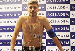 Beşiktaşta Dorukhan Toköz idmana katılmadı