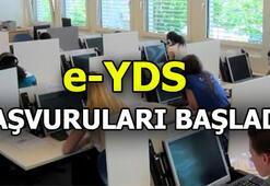 e-YDS İngilizce başvuruları başladı e-YDS 2019/10 ne zaman