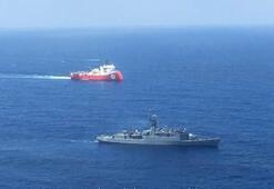 Deniz Kuvvetlerinden yakın markaj sürüyor