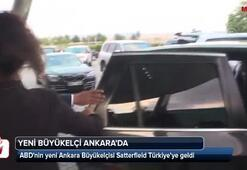 David Satterfield Türkiyeye geldi