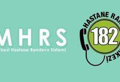 MHRS randevu nasıl alınır 2019 MHRS randevu alma işlemi