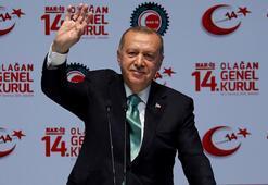 Erdoğan'dan vekillerle üçüncü toplantı... Türkiye'nin çıkış yolu AK Parti'dir