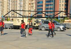 Türkiye'nin en geniş katılımlı acil tıbbi kurtarma tatbikatı için hazırlıklar başladı