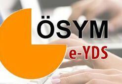 e-YDS İngilizce başvurusu nasıl yapılır e-YDS 2019/10 sınavı ne zaman