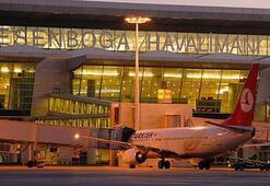 Esenboğa Havalimanında 6 ayda 7 milyon yolcuya hizmet verildi