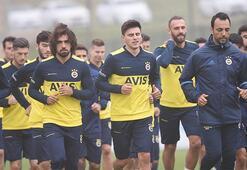 Fenerbahçe hücum çalıştı