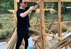 Murat Kurşuna MS teşhisi: Çocuğumla oynayamıyorum