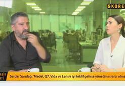 Serdar Sarıdağ: İsmail Köybaşı Beşiktaşa geri gelmek istedi