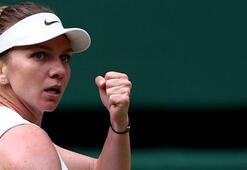 Wimbledonda Halep finale çıktı