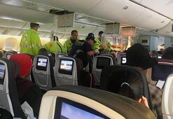 Kanadada türbülansa giren uçakta 37 kişi yaralandı