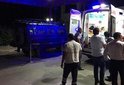 Malatyada Özel harekat polisleri kaza yaptı