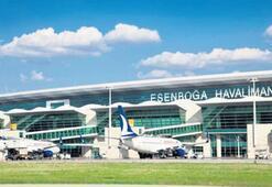 Esenboğa'da tam 7 milyon yolcu