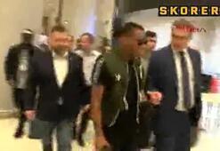 Garry Rodrigues, Fenerbahçe için geldi
