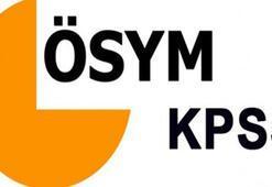 KPSS sınav giriş belgesi nasıl alınır KPSS A Grubu ve Öğretmenlik (Genel Yetenek-Genel Kültür, Eğitim Bilimleri)