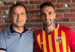 İstikbal Mobilya Kayserispor, Miguel Lopes ile anlaştı