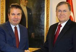Dışişleri Bakan Yardımcısı Önal, ABD Büyükelçisi Satterfieldı kabul etti