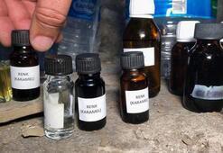 Ankarada sahte içki operasyonu 560 şişe içkiye el konuldu 240 bin lira para cezası uygulandı