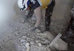 İdlibde yine katliam