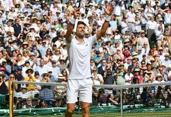 Wimbledonda perde dev finalle kapanıyor