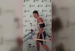 Ronaldo yeni sezona hazır