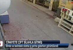Sokak ortasında kimseye aldırış etmeden böyle yürümüş