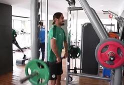 Konyaspor yeni sezon hazırlıklarını sürdürüyor