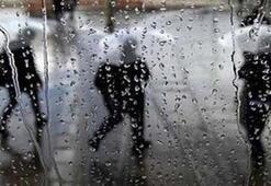 Erzurum için flaş uyarı kuvvetli yağış geliyor...