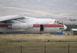 Son dakika: S-400 sevkiyatında 3. gün... 7. uçak da indi
