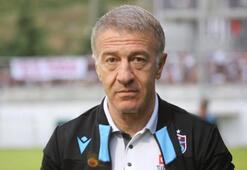 Ağaoğlu: Forvet ve stoper transferleri Avusturya kampına yetişecek