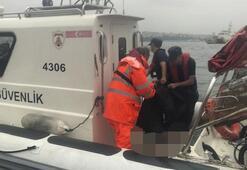 İstanbulda denizde erkek cesedi bulundu