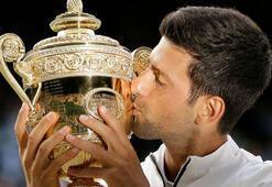 Djokovic: Korttaki Federer tezahüratlarını Novak olarak duyuyordum