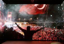 15 Temmuz Milletin Zaferi Dijital Gösterim Merkezi ziyarete açıldı