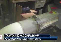 İtalyada Neo-Nazi operasyonu