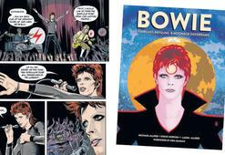 Çizgilerle Bowie biyografisi