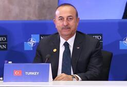 Çavuşoğlu, AP Başkanı Sassoli ile telefonla görüştü