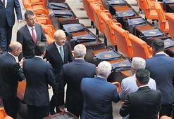 Ankara'da oturup oy istiyorduk