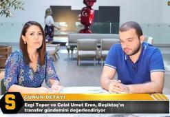 Günün Detayı - Beşiktaşın transfer gündemi