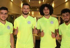 Fenerbahçe resmen duyurdu 4  futbolcu bonservisiyle satıldı...