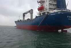 Nijeryada saldırıya uğrayan Türk gemisi Ganaya ulaştı